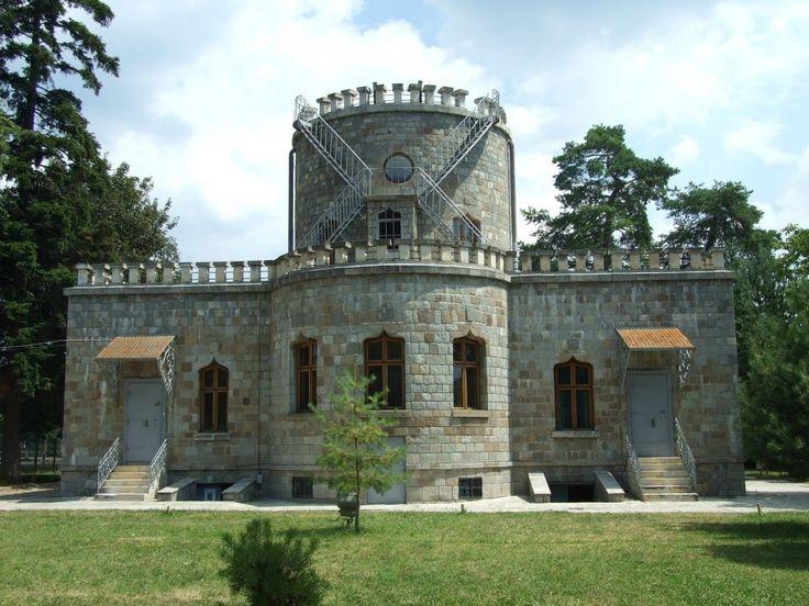 """Castelul """"Iulia Hasdeu"""""""