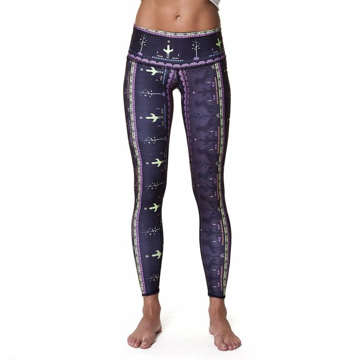 Wild & Free Yoga Pants Have Real Equestrian Flair.