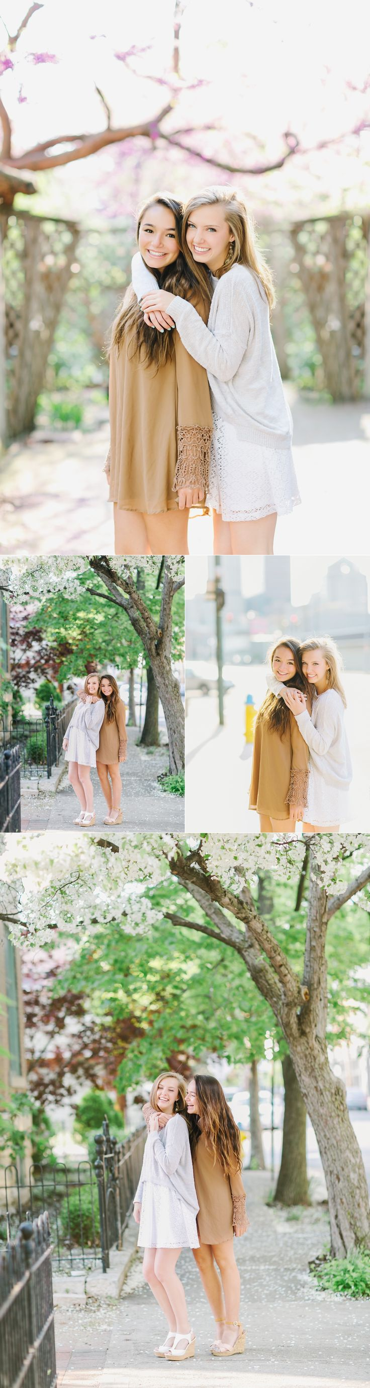 Dayton Ohio Best Friend Session - Lux Senior Photography - http://www.luxseniorphotography.com/blog/best-friends-photoshoot-gracie-and-vivi