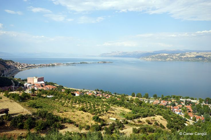Eğirdir Gölü Isparta  Akdeniz Bölgesi