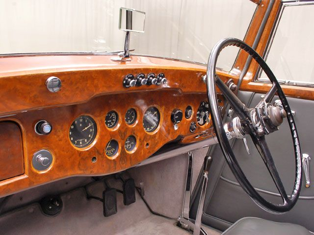 1938 rolls royce 25 30 dash view faux wood dashboards and trim kits pinterest rolls royce. Black Bedroom Furniture Sets. Home Design Ideas