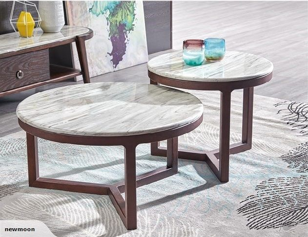 Round Marble Coffee Table From 499 Trade Me Coffee Table