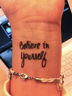 meaningful quotes tattoos   tattoos   Pinterest