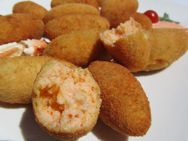 La Juani de Ana Sevilla: Muslitos de cangrejo