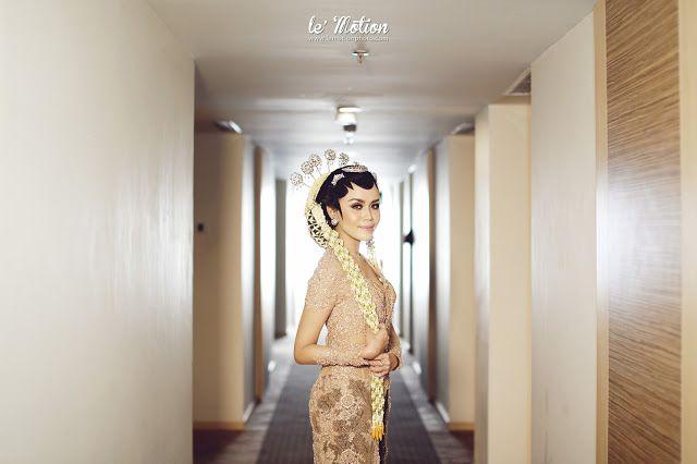 Le Motion Photo: Stephanie & Gilang Wedding (Pernikahan adat Jawa)