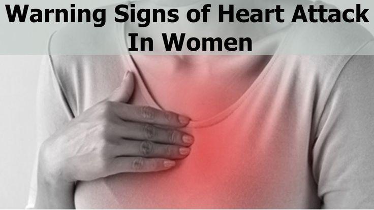 Symptoms of Heart Attack in Women - Health