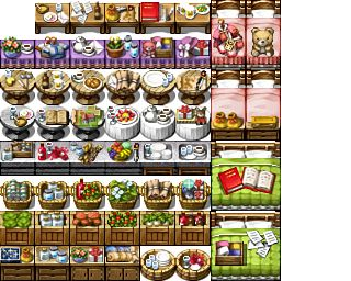 I finally finished my collection Tileset, where have some exclusively arts and others largely found on the RPG Maker Communities. This is a free Tileset, is not authorized in Commercial Games, feel...