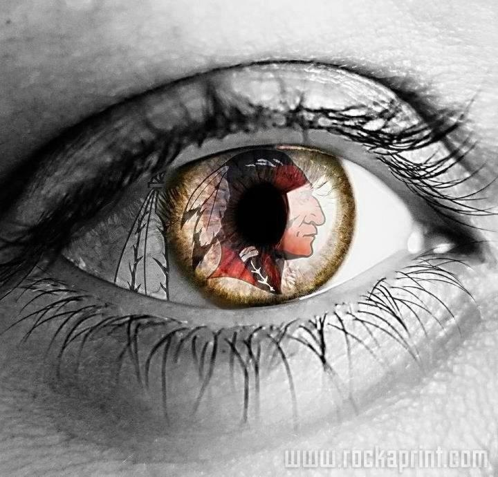 Eye on the Redskins