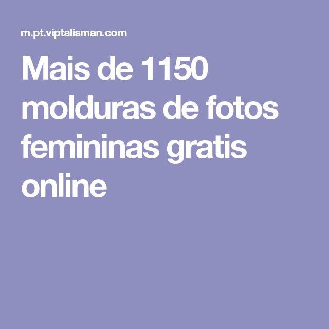 Mais de 1150 molduras de fotos femininas gratis online