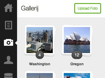 52 best images about UI-Photo Galleries, music and video on Pinterest
