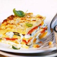 Paprika Ovenschotel met ei en chorizo - Gezonde Recepten