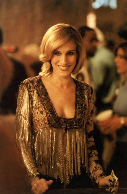 Carrie Bradshaw ... Sex and the City