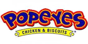 Popeyes Chicken & Biscuits Calories - Fast Food Nutritional Facts & Menu Information