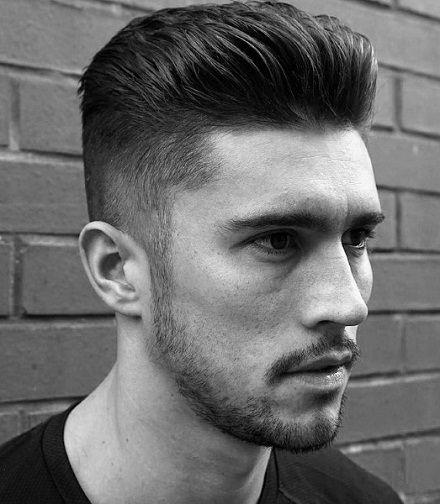 9 Super Brush Back Frisuren für Männer mit Bildern ...