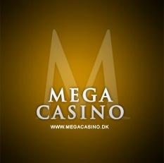 $1000 Få 1.000kr i velkomstbonus hos Mega Casino!