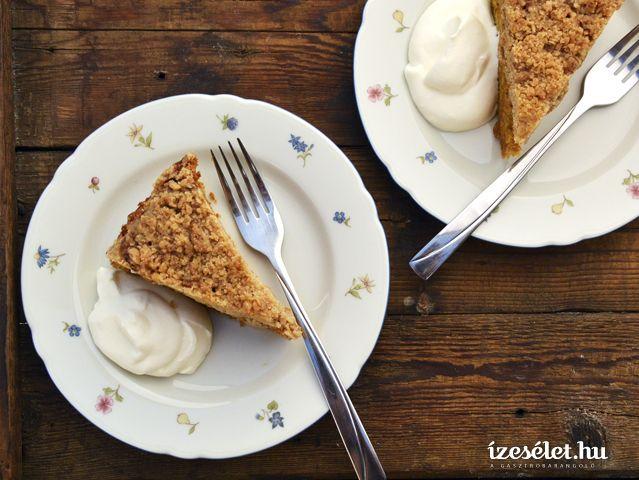 Őszi sütőtökös fűszerkeverék – Sütőtökös morzsasütemény - Receptek | Ízes Élet - Gasztronómia a mindennapokra