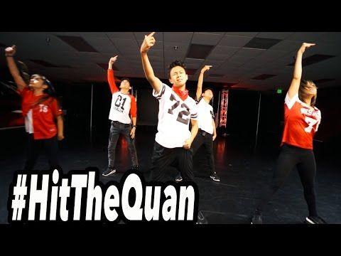 HIT THE QUAN Dance | #HitTheQuan #HitTheQuanChallenge @MattSteffanina Choreography @iHeartMemphis - YouTube