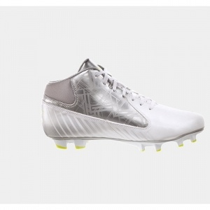 Under Armour Gauntlet Lacrosse Cleats Mens Gray Synthetic - ONLY $64.99