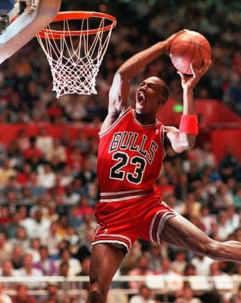 His Airness MJ23
