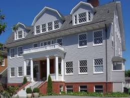 Dutch Colonial Revival Mansion  www.priceypads.com-