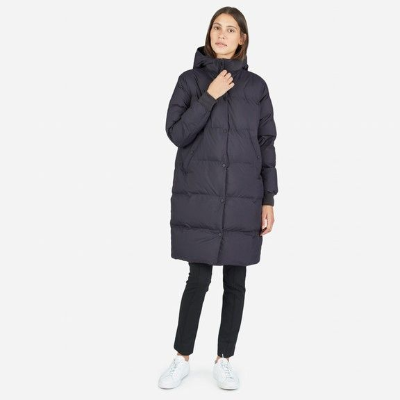 finally! a cheap...unintentionally vegan....synthetic down coat. check out @thestreetsiknow on ig for some great vegan finds. she posted this one today. #vegan #vegetarian synthetic #down (CRUELTY FREE DOWN that is) #fruitarian #plantbased #fashion #winter