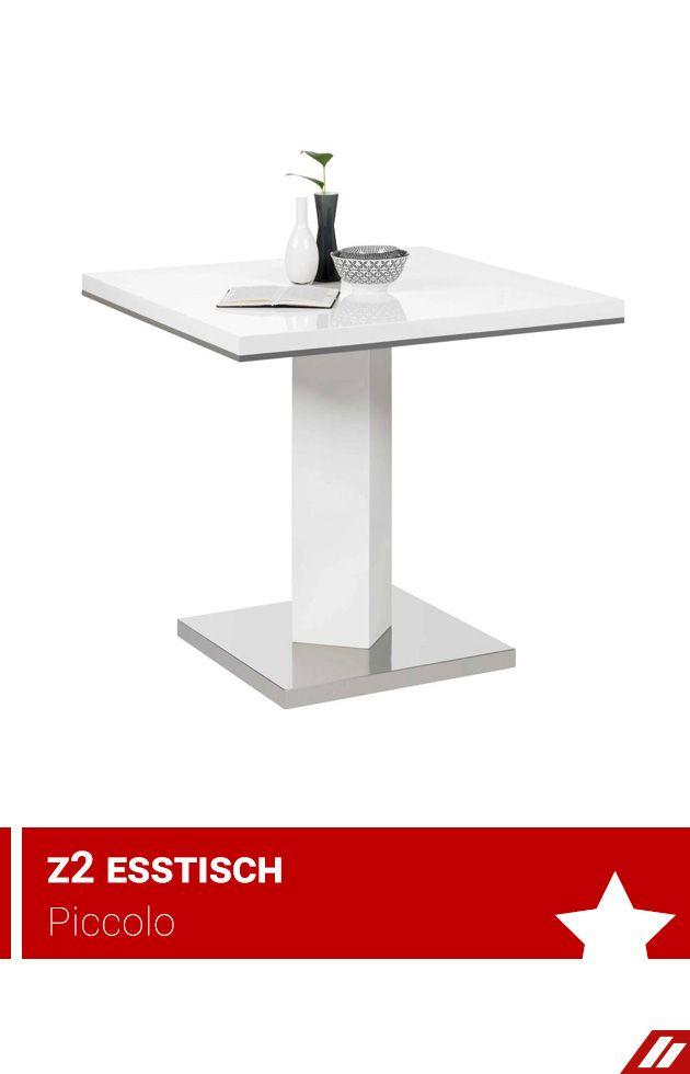 Z2 Esstisch Piccolo Esstisch Minimalistisches Design Tisch