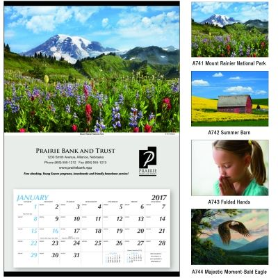 #Custom #calendar help get your massage out to workers, sellers and partners. In custom calendar printing add photographs of your staff to give your timetables and individual touch, or transfer statements of purpose and photos of your offices to highlight your achievements to forthcoming customers.  See more at http://www.advantage-advertising.com/tallybooks.html