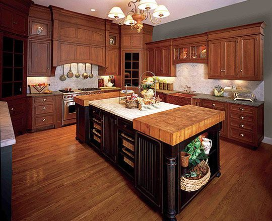 Kitchen updates that pay back traditional home for Traditional kitchen ideas