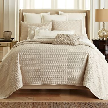 Royal Velvet® Crestmore Coverlet Set and Accessories http://www.jcpenney.com/bed-bath/quilts-bedspreads/royal-velvet-crestmore-coverlet-set-and-accessories/prod.jump?ppId=ens6002160016&cmvc=JCP|dept20000012|cat100250063|RICHREL&grView=&eventRootCatId=&currentTabCatId=&regId=