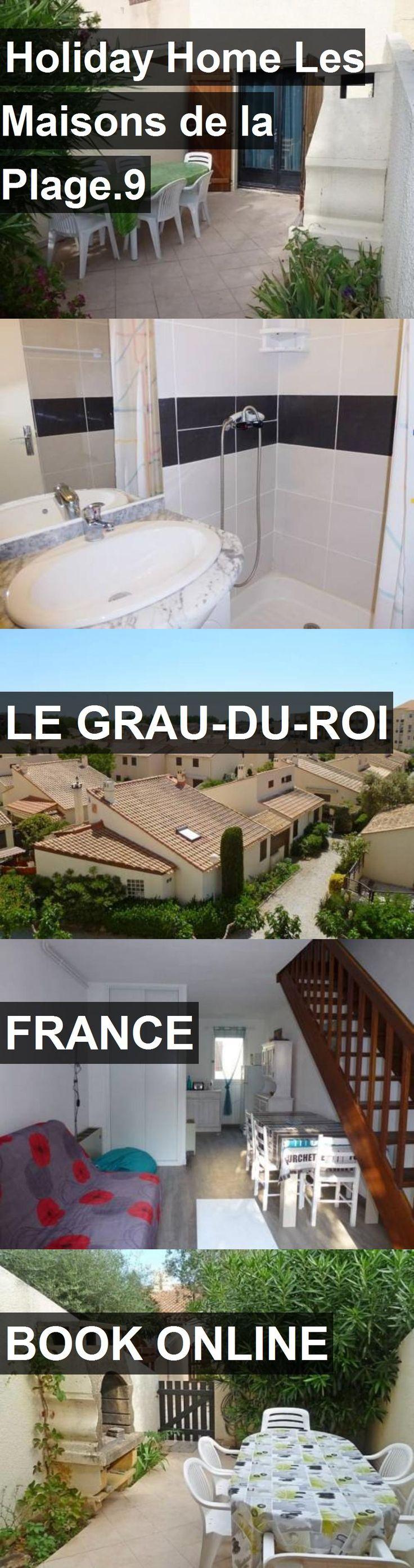 Hotel Holiday Home Les Maisons de la Plage.9 in Le Grau-du-Roi, France. For more information, photos, reviews and best prices please follow the link. #France #LeGrau-du-Roi #travel #vacation #hotel