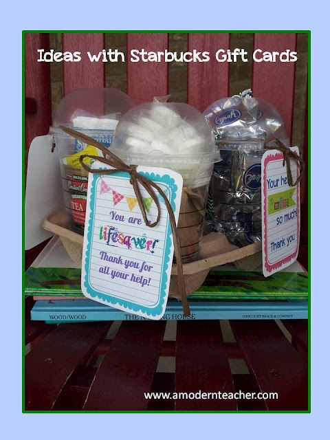 Sunny Days in Second Grade: Parent Appreciation Idea!
