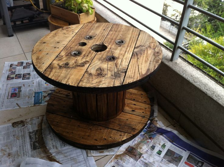 Al fin! #coffetable #upcycling