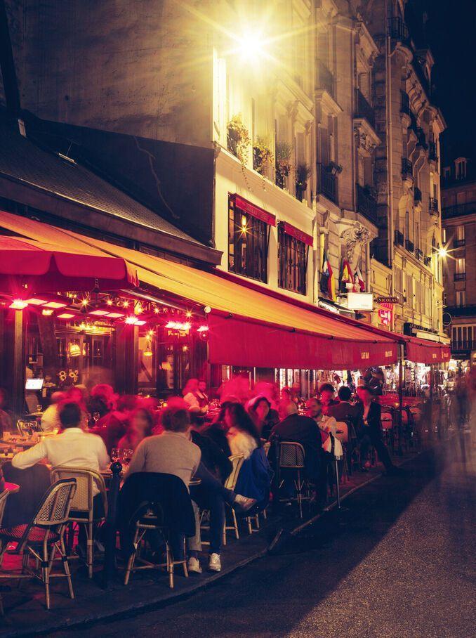 Restaurants, cafés et bars ce qu'a annoncé Emmanuel