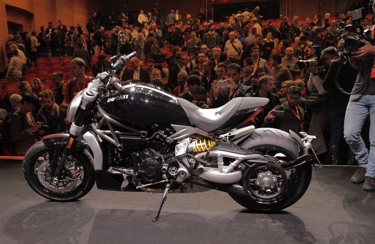 Ducati XDiavel: EICMA 2015 - Common Tread - RevZilla
