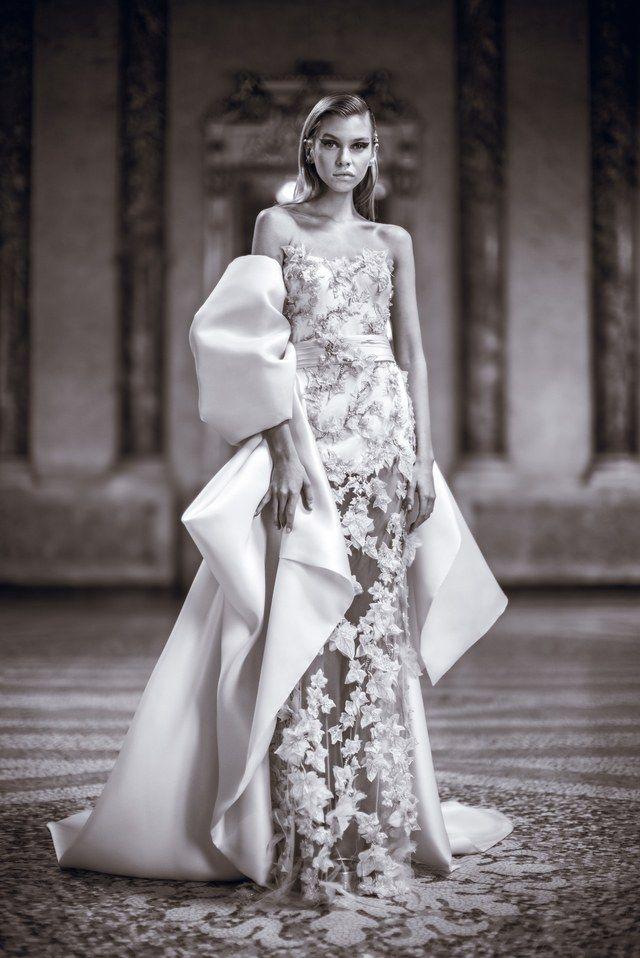 Robe de mariee princesse italienne