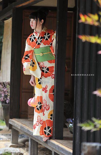 Asagao -orange-