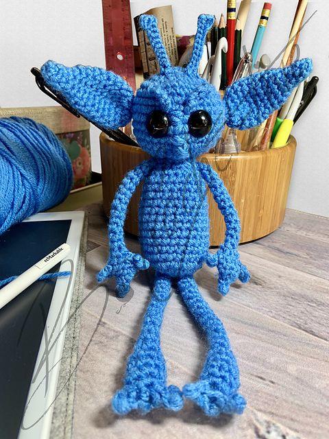 Pesky Pixie pattern by B. Crochet-tive | Mandie The Mommy ...