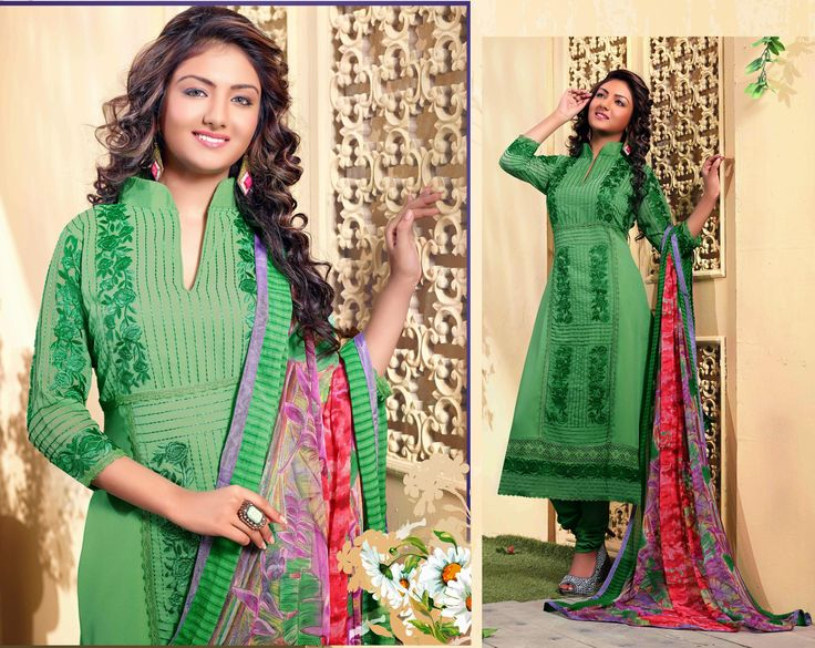 Latest Readymade Type Casual Look Salwar kameez