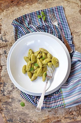 Gnocchi di pane al pesto di Prà | Kitty's Kitchen | Bloglovin'