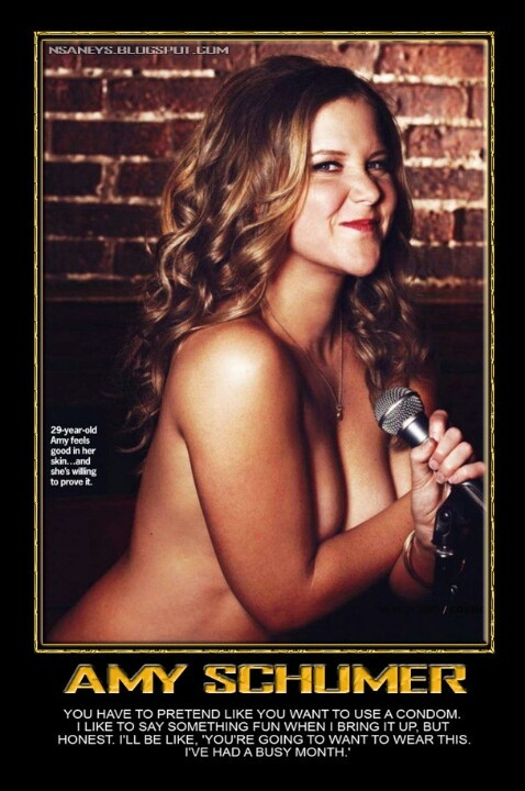 Amy Schumer, Love her she is so funny!