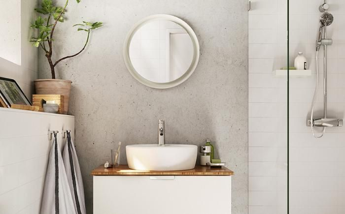 Gör om ditt badrum till ett spa!