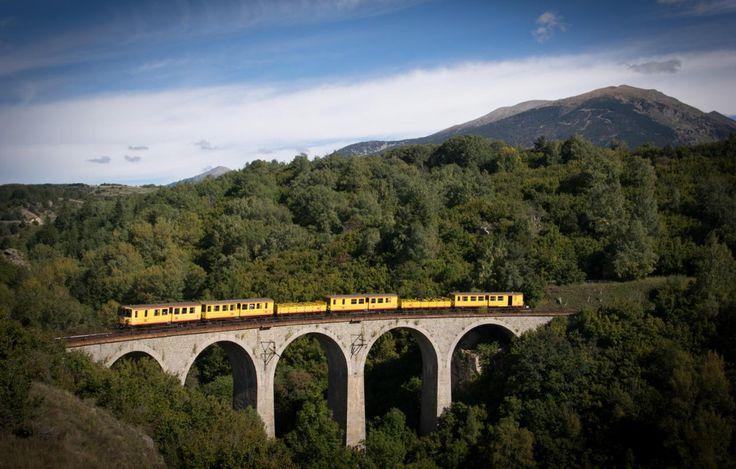 Gavin Bell takes a trip into the Pyrenees on Le Petit Train Jaune, following in the footsteps of artist Charles Rennie Mackintosh