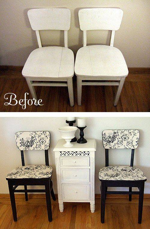 redoing furniture before and after | Keeping Your Hands Busy | the groovini