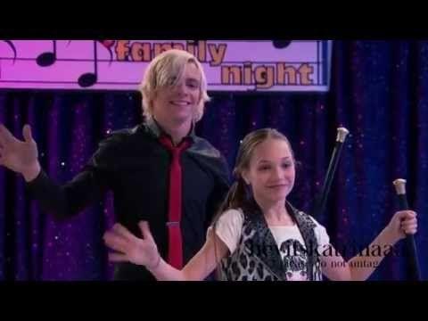 Austin Moon (Ross Lynch) & Shelby Hayden (Maddie Ziegler) - Finally Me Dance Clip [HD] - YouTube
