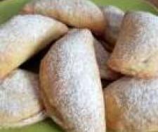 Recept Žabí pusinky plněné jablky od lussy - Recept z kategorie Dezerty a sladkosti