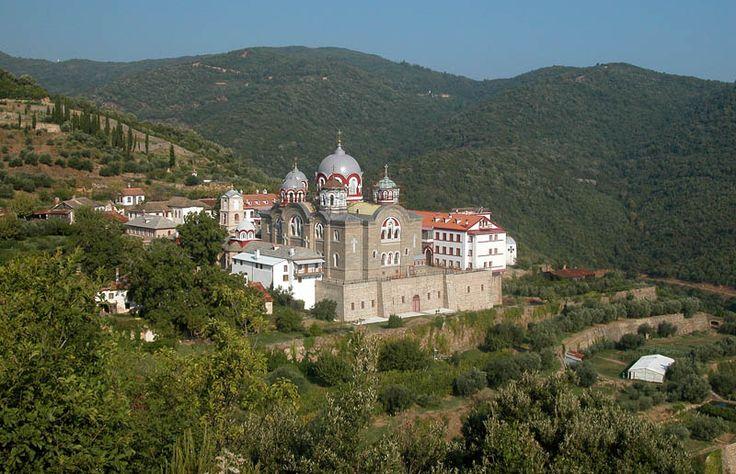TRAVEL'IN GREECE I Mount Athos: The Skete of Prophet Elijah, #travelingreece