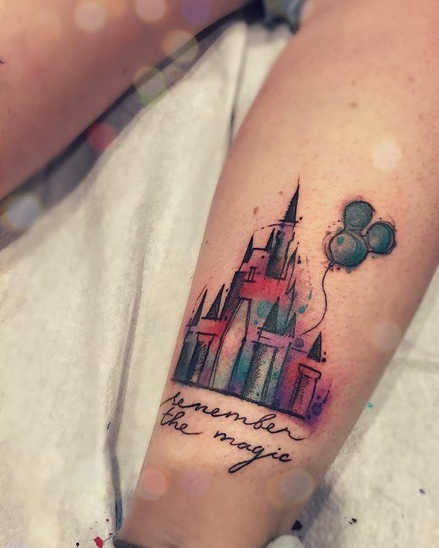 Why You Should Or Shouldn T Get A Watercolor Tattoo: Best 25+ Disney Watercolor Tattoo Ideas On Pinterest