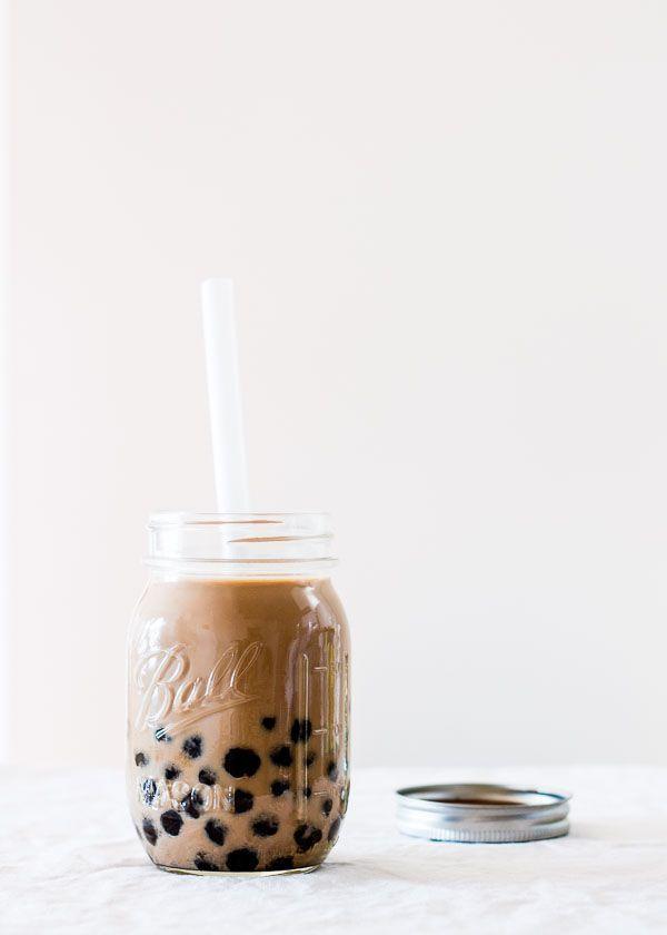 DIY Bubble Tea #diy #tea #recipe
