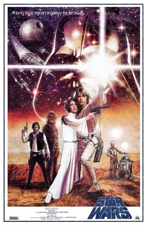 Star Wars by Paul Shipper Studio