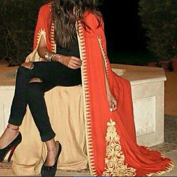 Jabadour tenue traditionnelle maroc